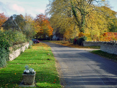 autumn-colour-road