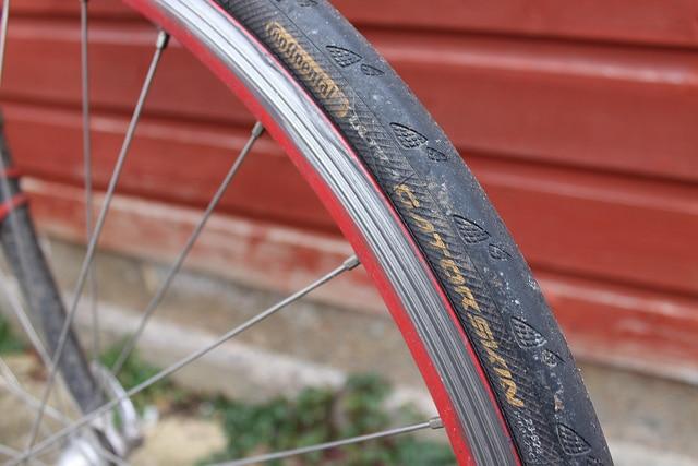 Winter road tyres