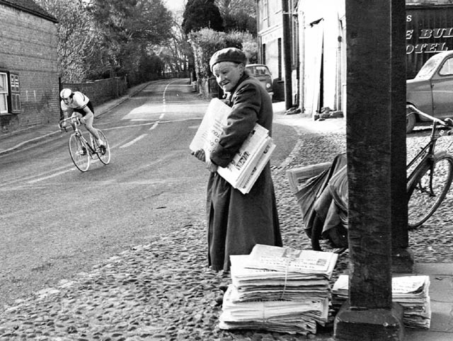 newspaper-seller