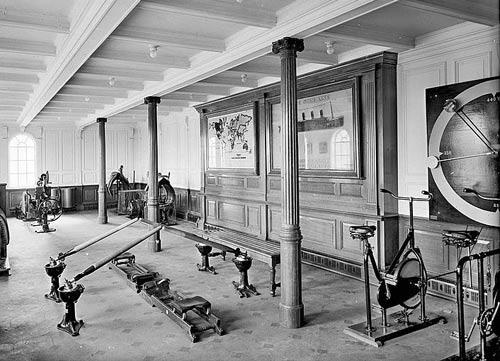 Gym-titanic