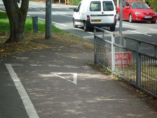cycle-paths-to-nowhere