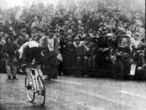 Malcolm Eliot hill climb