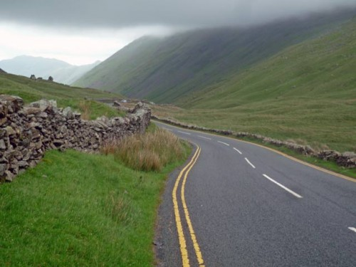 Kirkstone pass to Ullswater