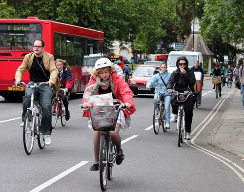 5-cyclists