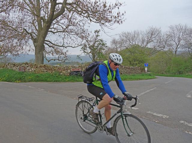 cyclist-start