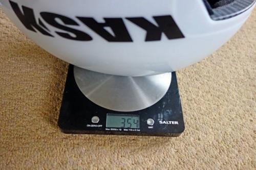 kask-bambino-weight