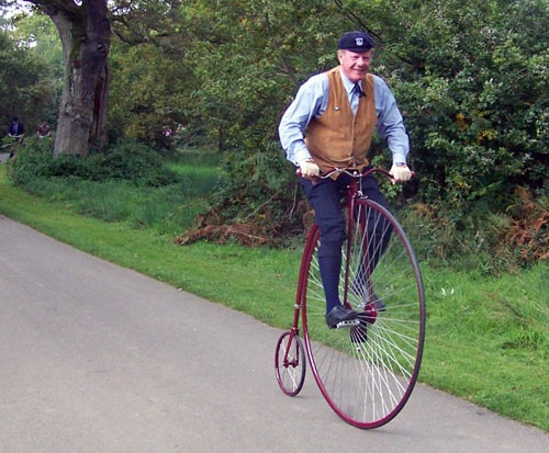 penny-farthing-classic