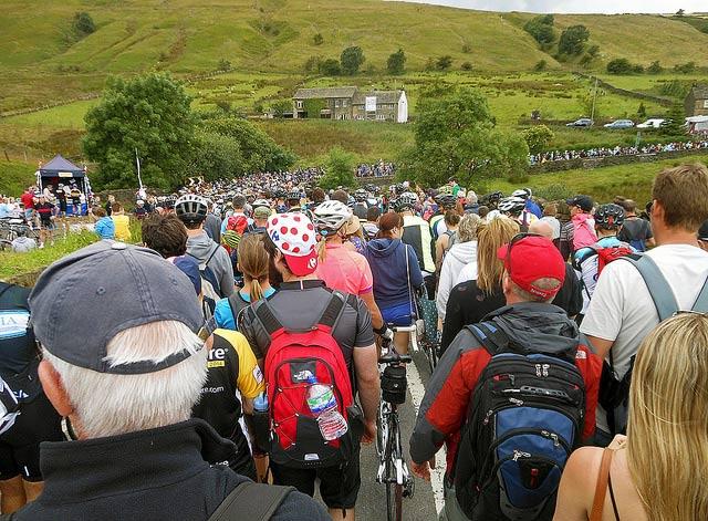 congestion Holme Moss
