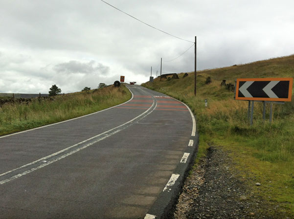 Holme Moss near-top
