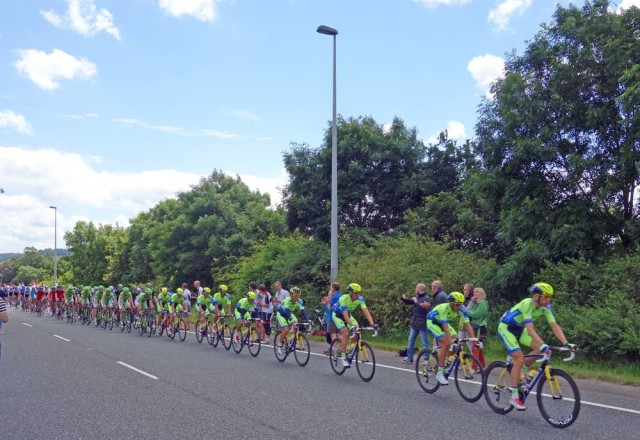 Saxo Tinkoff stood out