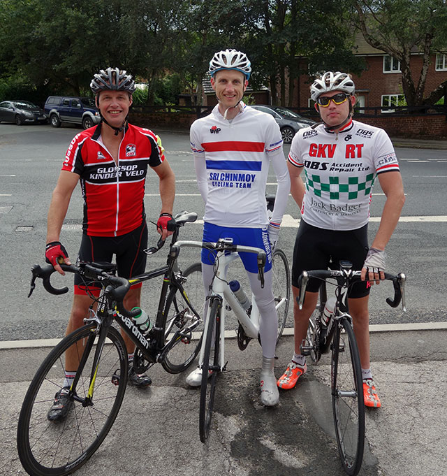 Paul, me and Ben