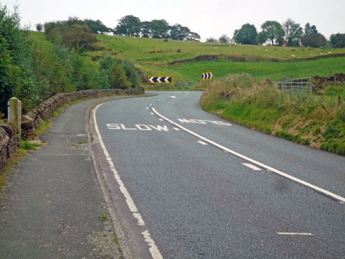 Cat and Fiddle bend