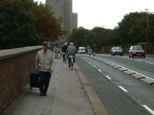 ignoring-cycle-lanes