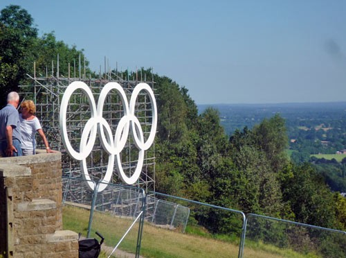 Box-Hill-olympic rings