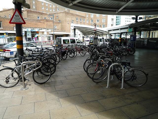 parked-bikes-leeds