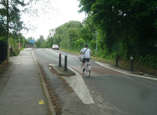 cycle-lane-space-cyclist