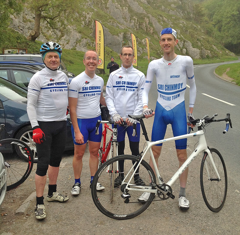 Sri Chinmoy Cycling Team