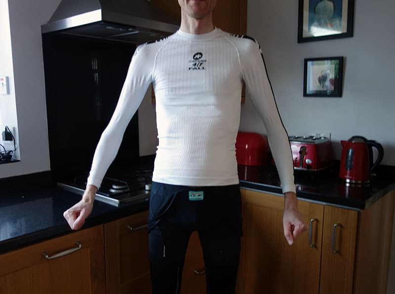 90c3dd9fe Assos LS. Skinfoil baselayer review -
