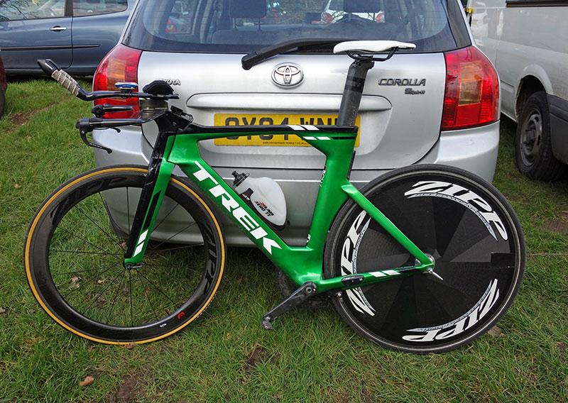 TT-bike