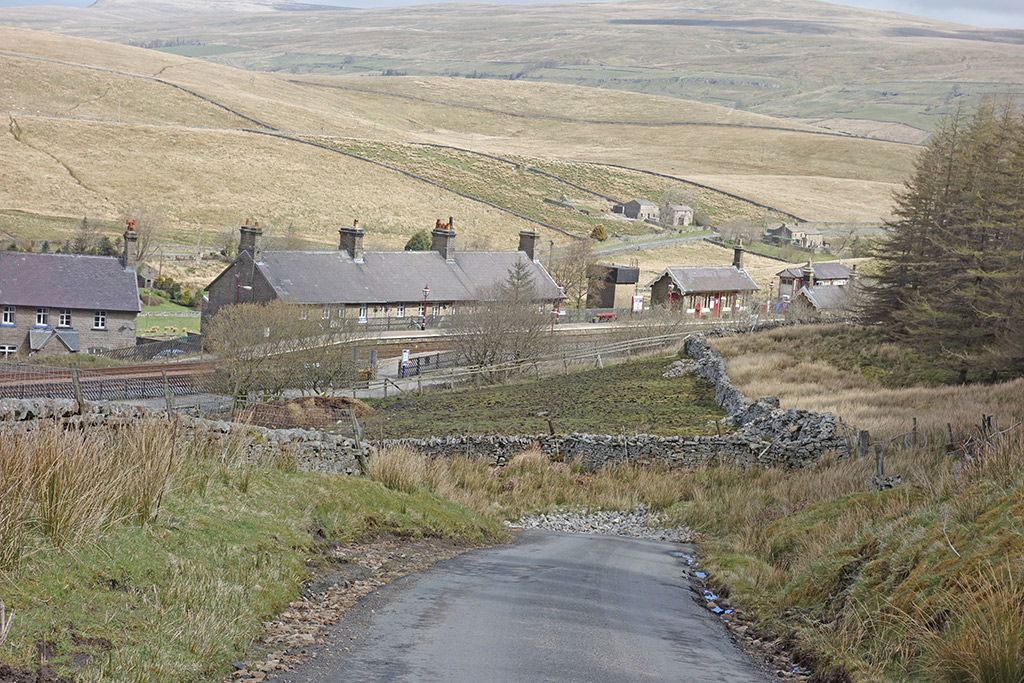 garsdale-station