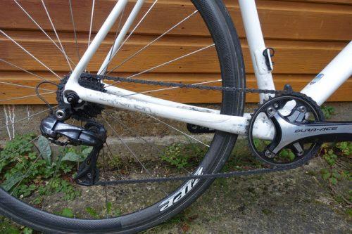 winter training bike