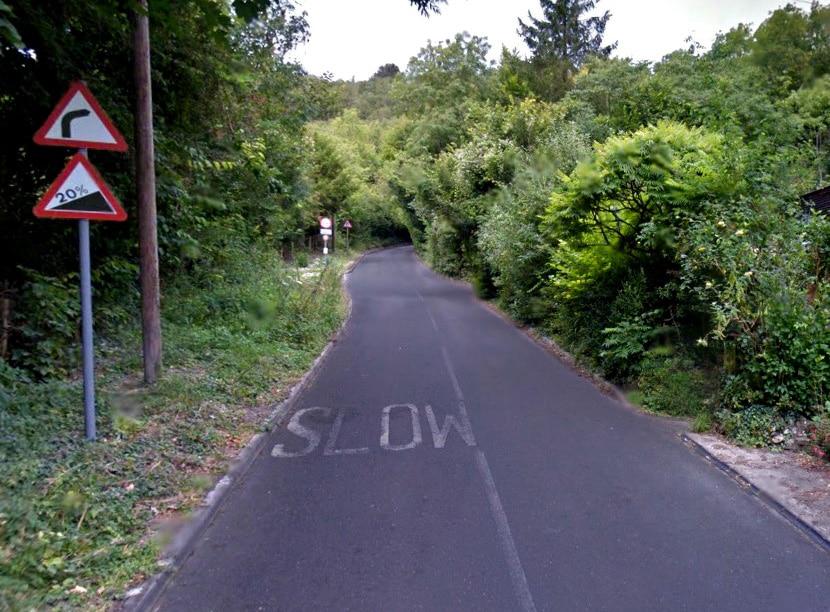 Chalkpit-lane